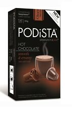 Hot Chocolate Nespresso Compatible Capsules Hot Cocoa Pods Hot Chocolate 10 pod