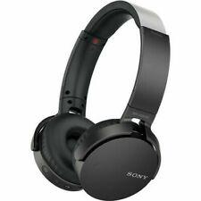 NEW Sony Extra Bass Bluetooth Wireless Headphones Black MDR-XB650BT/B
