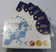 Deutschland KMS - 2006 in PP  - ADFGJ