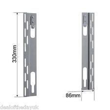Flat To Wall TV Wall Bracket Mount Universal Slim Thin 24 28 32 36 39 40 42 48