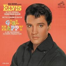 ELVIS PRESLEY Girl Happy CD BRAND NEW Original Soundtrack