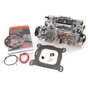 650 Edelbrock 1806 Carburetor 4bbl 650 CFM Electric Choke