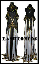 Code Geass CC Mutuality C.C. empress gown Cosplay Costume