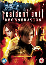 Resident Evil: Degeneration DVD (2009) Makoto Kamiya