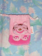 Brand New Cute Tiger Year Drawstring Handphone pouch *Free Post