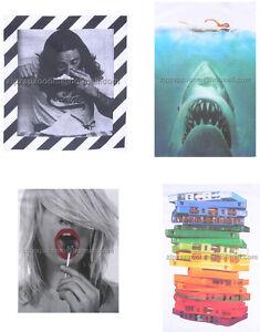Mens Vintage White T-shirt  Cocaine, Cassette Tape, Lolipop Lollipop Tshirt