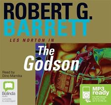 Robert G. BARRETT / The GODSON        [ Audiobook ]
