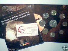 2011 Belgio 8 monete EURO Belgium Belgica BU belgique