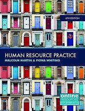 Very Good, Human Resource Practice, Malcolm Martin,, Book