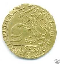 BRABANT PHILIPPE IV (1621-1665) SOUVERAIN D'OR 1657 BRUXELLES !!!