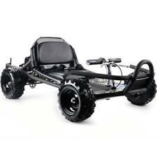 Mototec Sandman Go Kart 49Cc Kids Adults Racing Gas Powered Outdoor Sports Black