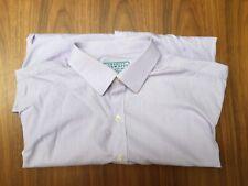 Charles Tyrwhitt 18/37 Purple Formal Shirt