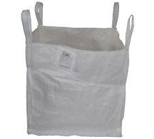 Big Bag 1000kg oder 1500KG m 4 Schlaufen für Garten, Brennholz, Laub, Sack