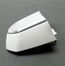 White Diamond Exterior Door Handle End Bezel 2013-2019 Cadillac ATS CTS SRX XTS