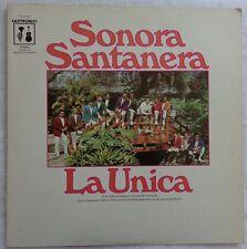 SONORA SANTANERA LP ~LA UNICA~ CAYTRONICS CYS 1091 VG+ LATIN VINYL