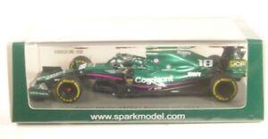 Aston Martin AMR21 No.18 Bahrain Gp Formula 1 2021 (Lance Stroll) 1:43 Spark