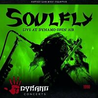 Soulfly - Live At Dynamo Open Air 1998 [CD]