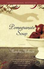 Pomegranate Soup: A Novel-ExLibrary