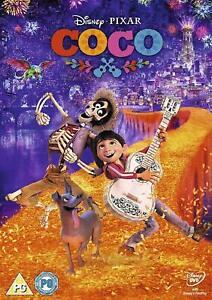Disney-Pixar's Coco DVD