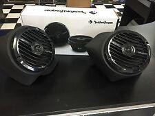 Polaris Razor Rzr Xp1000 Under Dash speaker Pods & Fosgate Moto-Marine Speakers