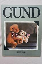 Gotz Gund Effanbee Doll Bear Catalogs