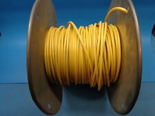 (200 ft) M16878/3BMG4 10 AWG 37 CONDUCTOR 3000V YELLOW MILITARY WIRE