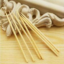 200 Pcs/Set Wooden Appetizer Toothpicks Picks for Cheese and Fruit Snacks KI