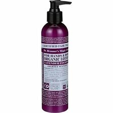 Dr Bronner Org Lavender Coconut Hand and Body Lotion 236ml