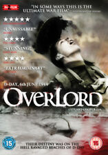 Overlord DVD (2009) Nicholas Ball, Cooper (DIR) cert 15 ***NEW*** Amazing Value