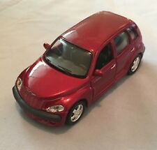 Maisto Chrysler PT Cruiser Red 1/18  scale