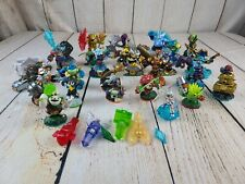 Lot of 26 SKYLANDERS Figures + Trap Keys and Pieces! Some Rare