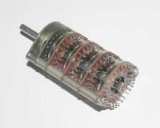 Rotary Switch RFT 4P24T Volume Control Attenuator 4-pole 24-position Germany