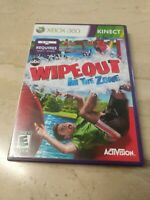 Wipeout In The Zone Microsoft Xbox 360 Activision Kinect