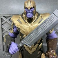 "Marvel Legends Hasbro Avengers Endgame Armored Thanos BAF 6"" Inch Action Figure"