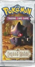 1 (One) Pokemon Trading Card Game EX Legend Maker Booster Pack