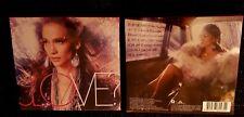 New! CD JENNIFER LOPEZ  LOVE? Limited Pur Edition! OVP! On The Floor/Pitbull/Rar