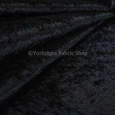 Telas de tapicería color principal negro 140 cm para costura y mercería