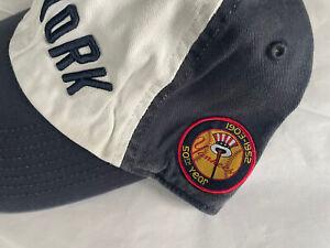 MLB New York Yankees 50th Year 1903-1952 Patch M '47 Franchise Hat Cap