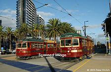 Original Photograph: Melbourne City Circle 1000, 925 @ Esplanade/LaTrobe (5x7)