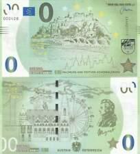 Biljet billet zero 0 Euro Memo - Salzburg und Festung Hohensalzburg (007)