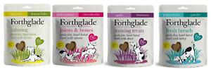 Forthglade Natural Grain Free Dog Puppy Treats Calming Breath Joint Dental