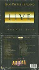 JEAN PIERRE FERLAND : EN CONCERT LIVE ( 2 CD )/ NEUF EMBALLE NEW / QUEBEC CANADA
