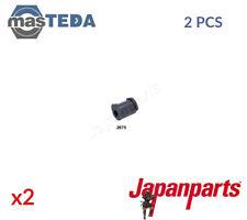 2x JAPANPARTS REAR ANTI-ROLL BAR STABILISER BUSH KIT RU-2675 G NEW