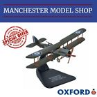 Oxford Diecast AD002 1:72 De Havilland DH4 RAF 212 Squadron WWI NEW CLEARANCE