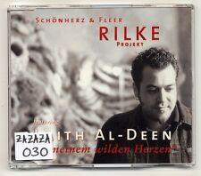 Laith Al-Deen / Cosma Shiva Hagen Maxi-CD In Meinem Wilden Herzen / Lieben 4-tr.