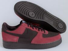 brand new bb267 315bd Nike Air Force 1 Port port Wine-white-black Sz 17 820266-