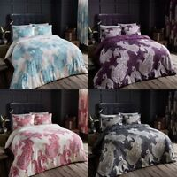 New Paisley Duvet Quilt Bedding Cover ALL SIZES Set and Colors Premium Quality