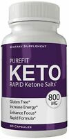 Purefit Keto Advanced Weight Loss Supplement - Purefit Keto Pills Weight Loss...