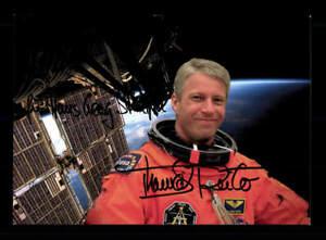 Thomas Reiter Astronaut Weltraumfahrt Original Signiert # BC 176026