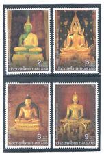 THAILAND 1995 Sculptures of Buddha $3.65